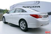 Авто на свадьбу - Hyundai Sonata New,  2011г.