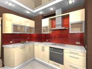 Дизайн интерьера квартир,  домов,  офисов,  админ.помещений