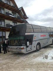 Пассажирские перевозки - заказ и аренда автобусов и микроавтобусов