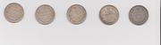 монеты царской России (серебро)