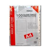 Файлы А-4 глянцевые 30 микрон