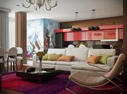 Дизайн интерьеров и проектирование жилих домов
