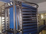 Модульная лента uni Flex L- ASB для спирального конвейера
