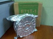 Порошковая сварочная проволока Е71Т-1
