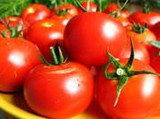 Самые самые свежие томаты с поля!