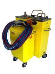 Оборудование для нанесения и литья ППУ от производителя