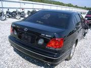 Разборка Lexus GS запчасти авторазборка шрот Lexus GS запчастини шрот