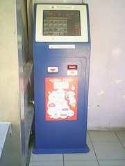Терминал платёжный ПТ-1.