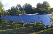 Солнечные вакуумные коллекторы ТМ