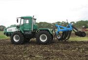 Трактор колісний ХТА - 200
