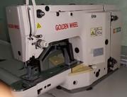 Продам закрепочную швейную машину Golden Wheel CS-8150