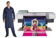 Профессиональная широкоформатная печать