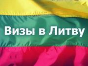 Шенгенская виза в Литву с гарантией!