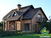 Строительство домов,  дач и котеджей