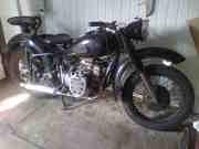 Мотоцикл К-750 1961 г. в.