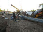 Прокладка водопроводных труб Херсон