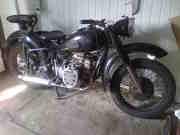Мотоцикл КМЗ К-750 Днепр 1961 г. в.