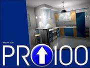 Курс   интерьера и мебели в PRO100
