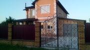 Новый дом 2016 г постройки,  газ,  свет,  скважина,  16 соток от владельца