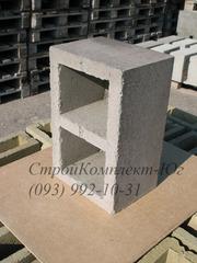 Блоки стеновые бетонные 250х200х400 мм Херсон