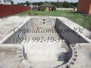 Блоки бетонные для бассейна Херсон