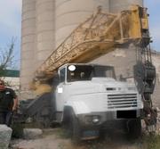Продаем автокран Краян КС-557Кр,  1997 г.в.,  30 тонн,  КрАЗ 65101