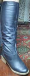 Сапоги зимние,  кожа,  37 размер