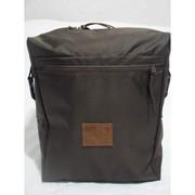 Красивый рюкзак ручное шитье из ткани