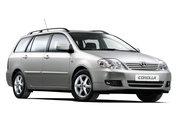 Ходовая  Toyota  Corolla