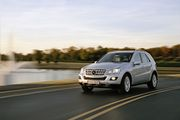 Кузовные детали Mercedes  ML