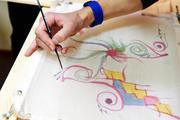 Курсы «роспись тканей Батик» в учебном центре «Твой Успех».