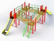 Детские игровые комплексы от производителя.
