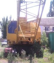 Продаем гусеничный кран RDK-250-3 TAKRAF,  25 тонн,  1990 г.в.