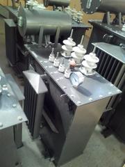 Трансформатор силовой масляный ТМ 100/10(6)-0, 4кВ