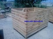 Продам деревянные контейнера для овощей и фруктов.